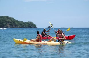 kayaking manuel antonio